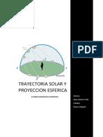 PROYECCION Solar