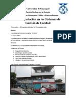 Proyecto Documentación Presentación de La Empresa