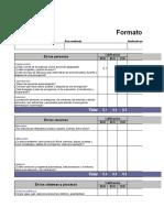 EMERGENCIAS Formato Análisis de Riesgos