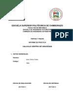 Informe Juan Coles Bascula