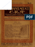 The Improvement Era - Vol. X. No. 6 (April 1907) - Test