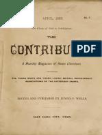 The Contributor - Vol. 4 No. 7