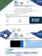 Anexo - Fase 1 - Trabajo Identificacion de La Estructura de La Materia y Nomenclatura.