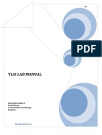 VLSI Lab Manual VTU EC