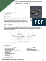 Sensor PM2.5 Con Arduino