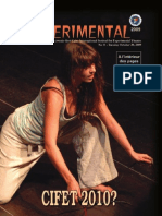 Issue 11 of the English daily of CIFET 2009 - Cairo International Festival for Experimental Theatre