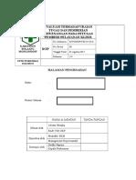 8.7.4.4 Spo Tentang Evaluasi Terhadap Uraian Tugas Dan Pemberi Kewenangan Pada Petugas Pemberi Pelayanan Klinis, Bukti Evaluasi Dan Tindak Lanjut