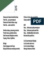 TEKS LAGU 3ENDS.pdf