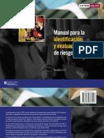 Manual Para Identificación de Peligr