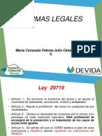 Normas Legales-drogas