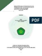 Sistem Informasi ULP