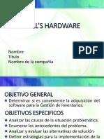 Caso Bill Hardware