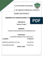 Antena Reporte (1) Esime Zacatenco Profesora pilar