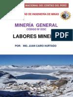 Tema 13-Mg- Labores Mineras