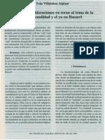 Algunas Consideraciones en torno al tema de la Intencionalidad y el yo en Husserl.pdf