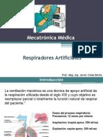 IM1007 5 Respiradores Artificiales
