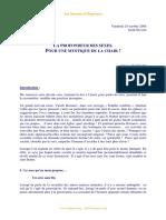 Fabrice Hadjadj Compte-rendu (24!10!08)