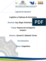Unidad 5 Logistica y Cadena de Suminstros (Gallardo)