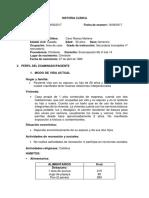 Historia Clínica Dr. Gavidia Verde (1)