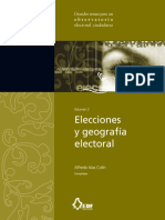 Geografía Electoral Sonnleitner