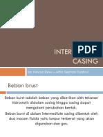Intermediate Casing