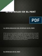 Diapositivas El Petroleo en El Peru