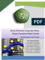 Krisis Ekonomi Eropa Dan Masa Depan Euro