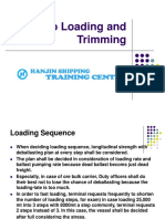 1-5 Cargo Loading과 Trimming-영문