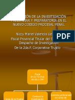 Rol Del Fiscal en La Investigaciòn Preparatoria - Dra[1]. Niccy (1)