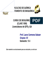 Estructura Funcion de Proteinas 20923