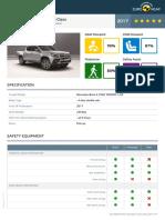 EuroNCAP crash tests