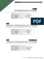 Relation Taille Embout - Diamètre Vis