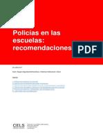 Policías y Escuelas 1