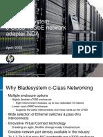 BladeSystem_c-Class_10GbE_Adapter_NDA_22Apr08.ppt
