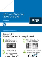 HP BladeSystem c3000 Simple OV2
