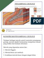 1. Bahan Sayatan Geologi
