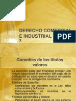 Derecho Comercial x