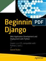 Beginning Django Web Development With Python