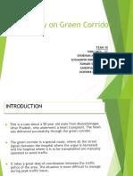 Green Corridor Group 10