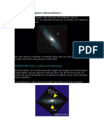 Analizando Imagenes Astronomicas 1