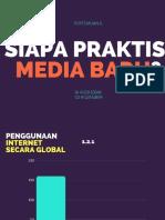 New Media - Praktisi Media Baru