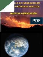 1. Nuestra Orientación - Oruro