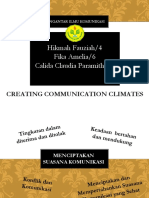 PIK - Creating Communications Climate