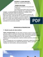 GEOLOGIA DE MINAS 4°clase.pptx