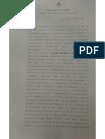 Testimoniales de Lautaro Alejandro González y Fauso Jones Huala