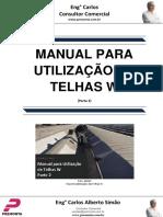 Manual Para Utilização de Telhas W - Parte 2