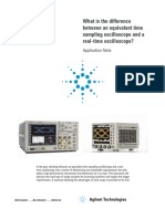 5989-8794EN_What is the difference between an equivalent time sampling oscilloscope and a real-time oscilloscope.pdf
