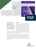 App Reflectancemeasurementsofmaterialsusedinthesolarindustry