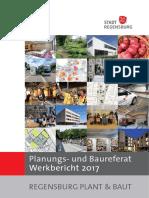 Planungs- und Baureferat - Werkbericht 2017