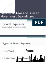 2 Travel Expense Lairah